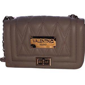 Blush & Rose Gold Valentino Shoulder Bag